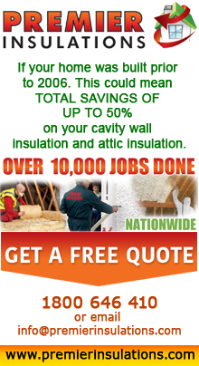 BER Insulation Company Meath